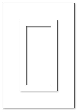 Picture Frame - A5 Skinny