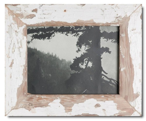 Basic Reclaimed wood frame for picture format 15 x 20 cm