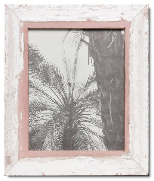 Basic rustic timber frame for photo size 20 x 25 cm