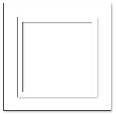 Picture Frame - A3 Square