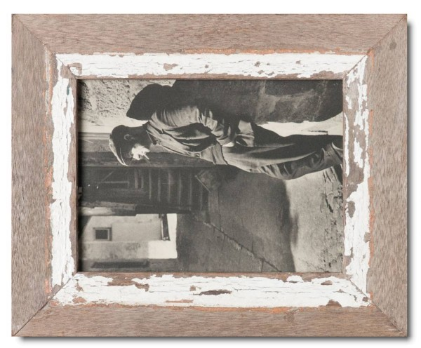 Basic rustic timber picture frame for picture size 15 x 20 cm