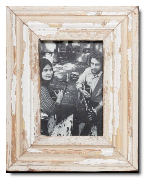 Basic Reclaimed wood frame for photo size 10 x 15 cm