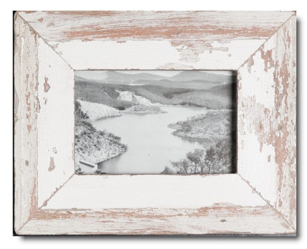 Basic rustic timber frame for photo size 10 x 15 cm