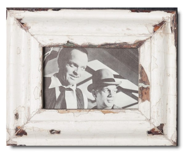 Basic Reclaimed wood frame for picture format 10 x 15 cm