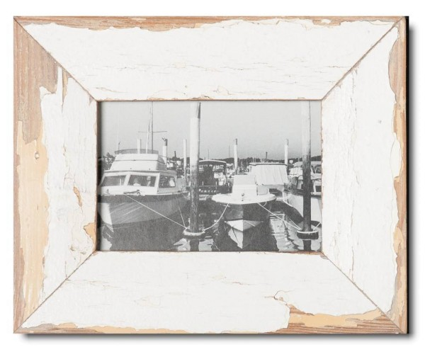 Basic rustic timber frame for picture format 10 x 15 cm