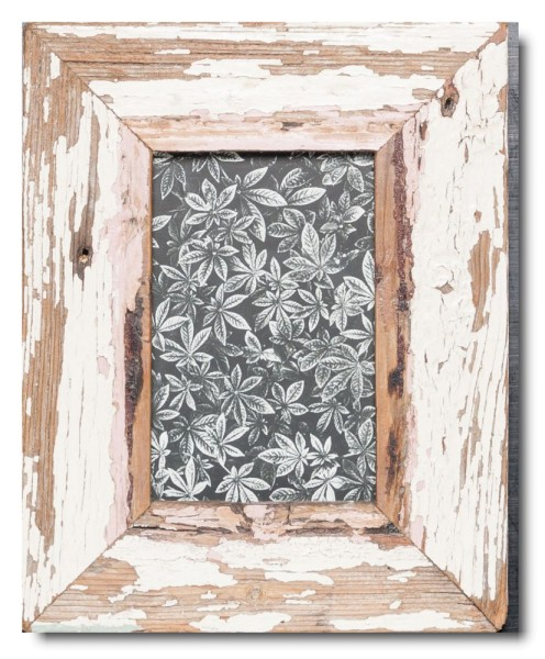 Basic rustic timber picture frame for photo size 10 x 15 cm