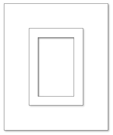 Picture Frame - A6